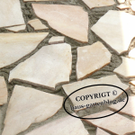 Bruchsteinplatten