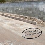 Mauer verputzen