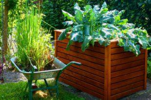 Hochbeet selber bauen - DIY Anleitung